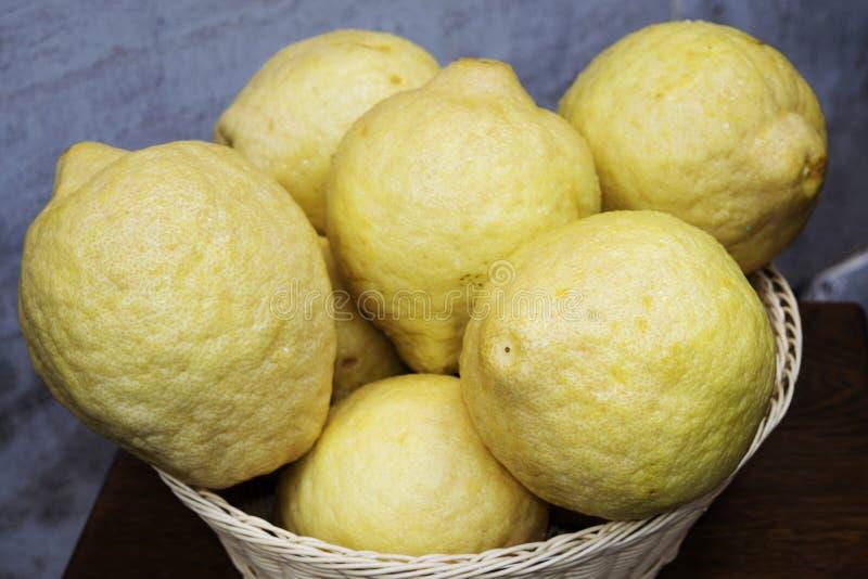 citron imagem de stock
