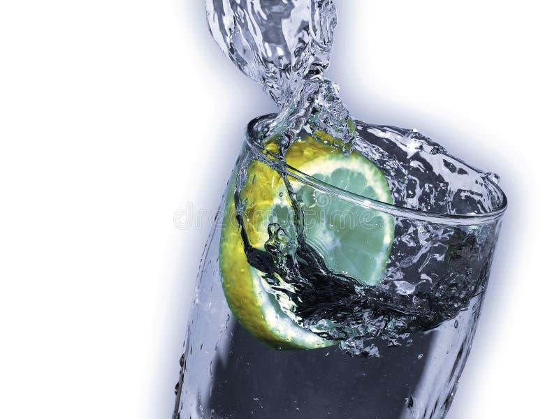Citron drank stock foto's