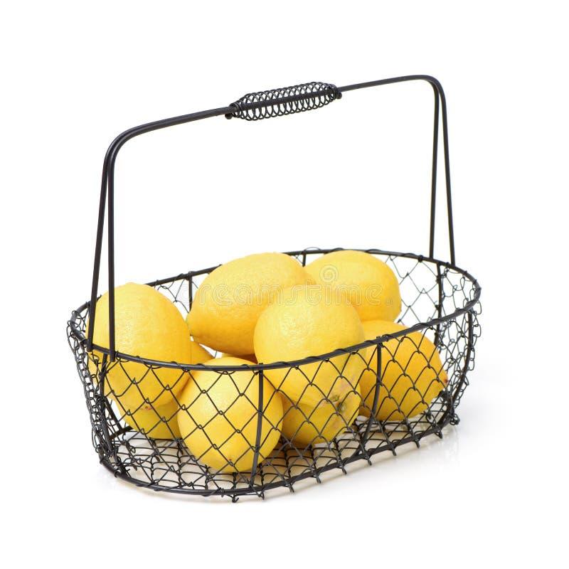 Citron et chaux photo stock