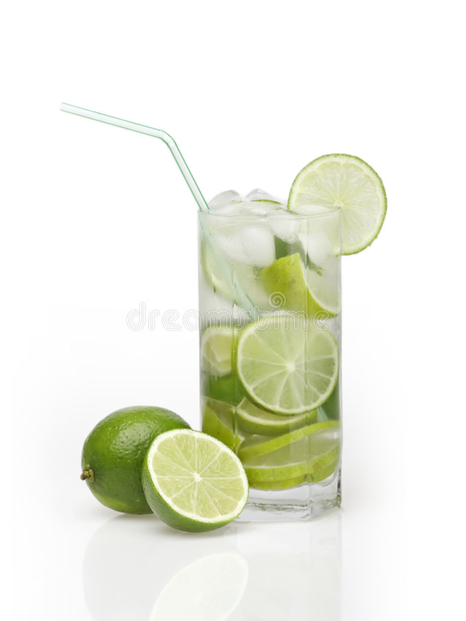 citron frais de jus photographie stock libre de droits