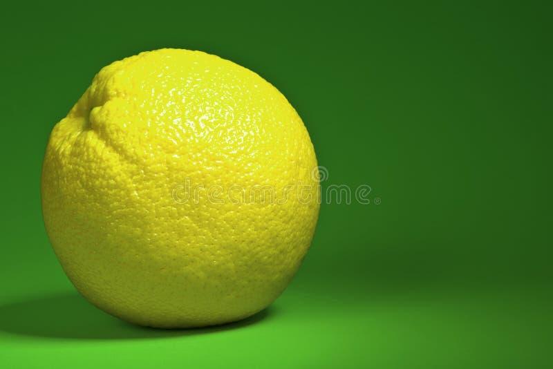 Citron juteux. image stock