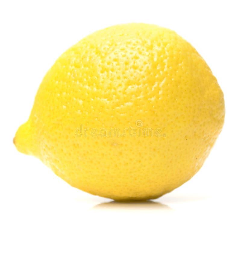 Citron juteux mûr photo libre de droits