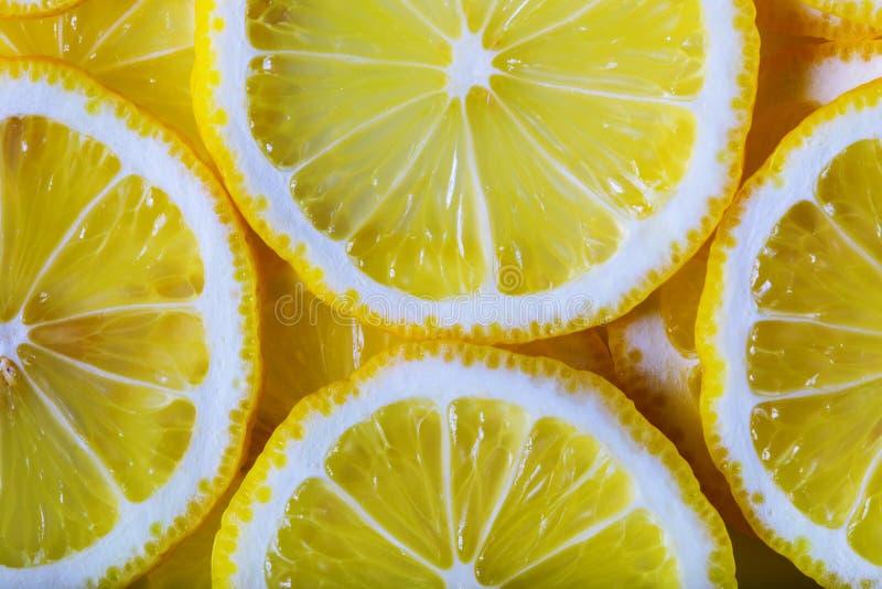 Citronbakgrund royaltyfri bild