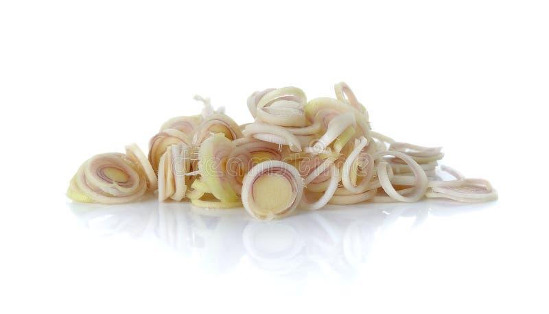Download Citronella Di Silce Isolata Sui Precedenti Bianchi Immagine Stock - Immagine di condimento, fresco: 55359177