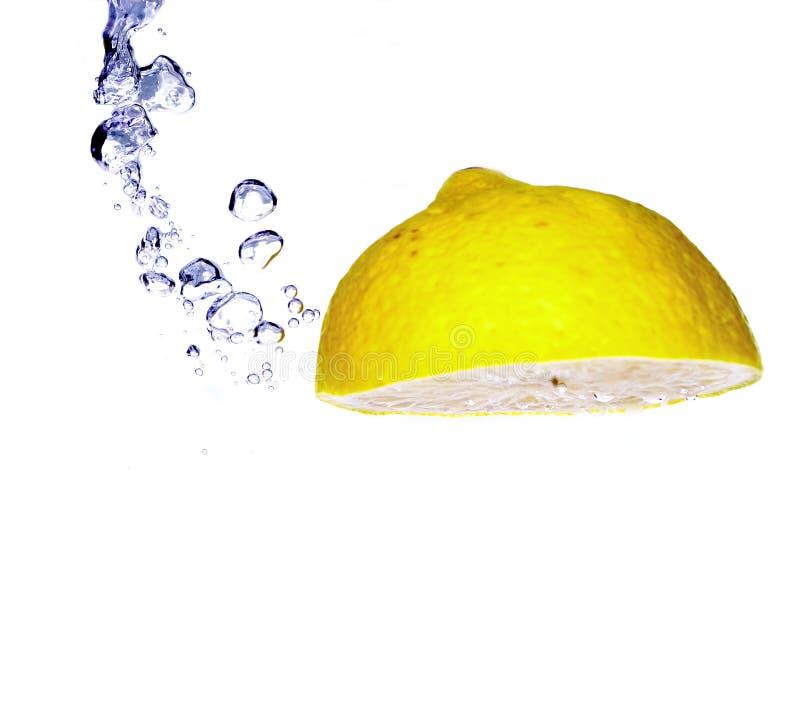 citronen förnyar royaltyfri bild