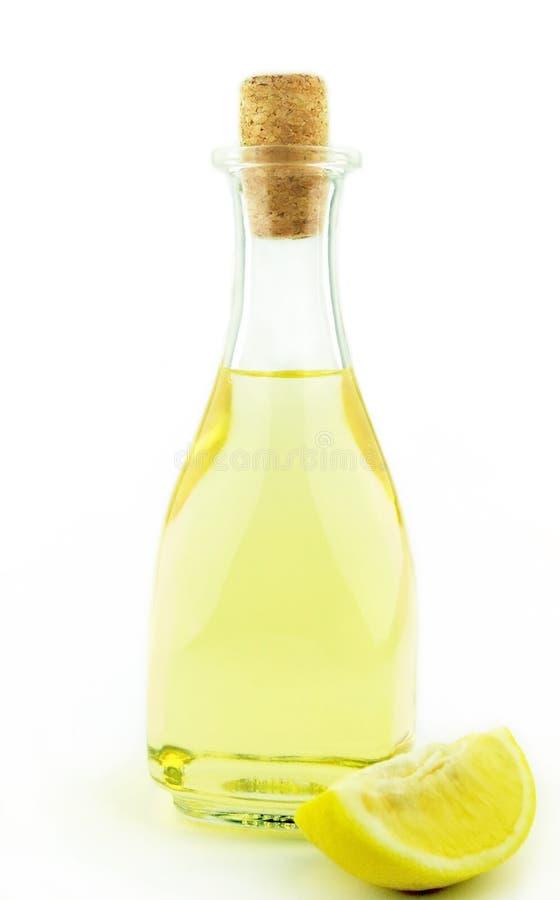citronolja royaltyfri bild