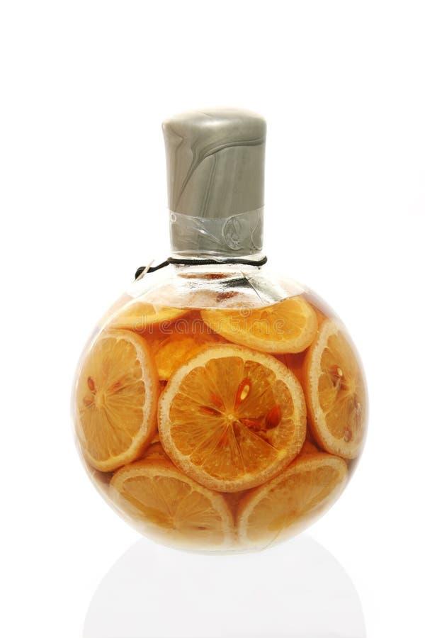 Citrons conservés image libre de droits