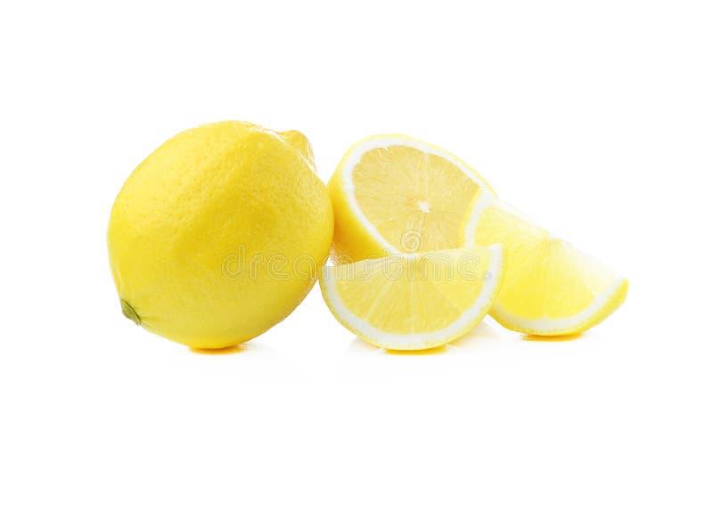 citrons mûrs image libre de droits