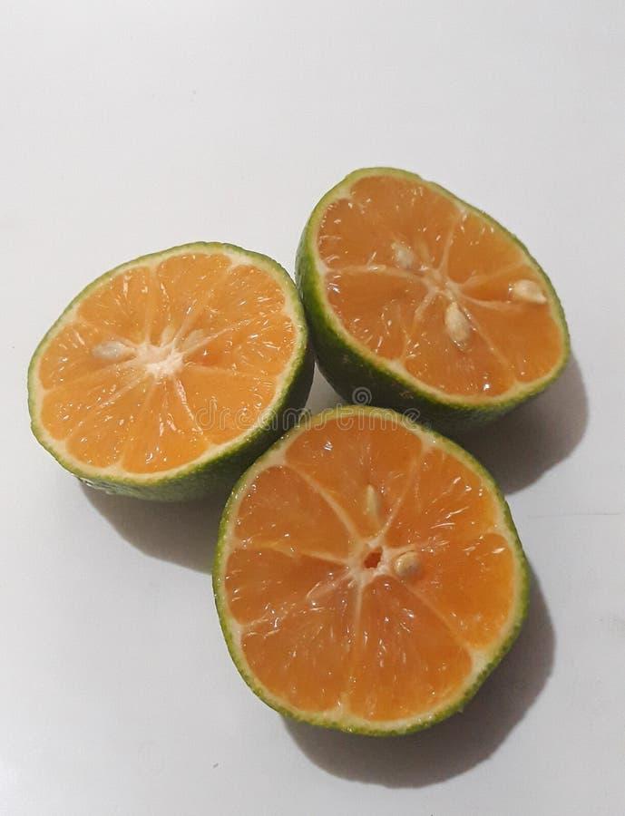 Citrons oranges photos stock