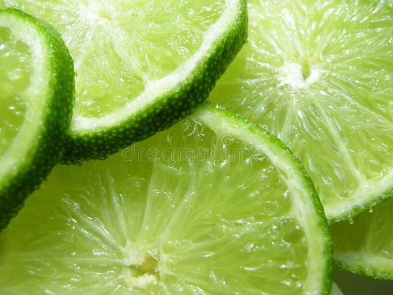 citronskivor arkivfoton