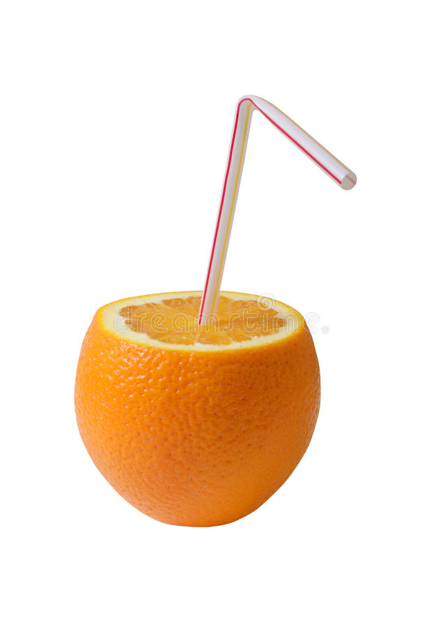 Citrus cocktail stock photos