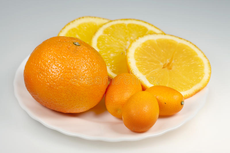 Download Citrus fruits stock image. Image of fruits, appetizing - 14335953