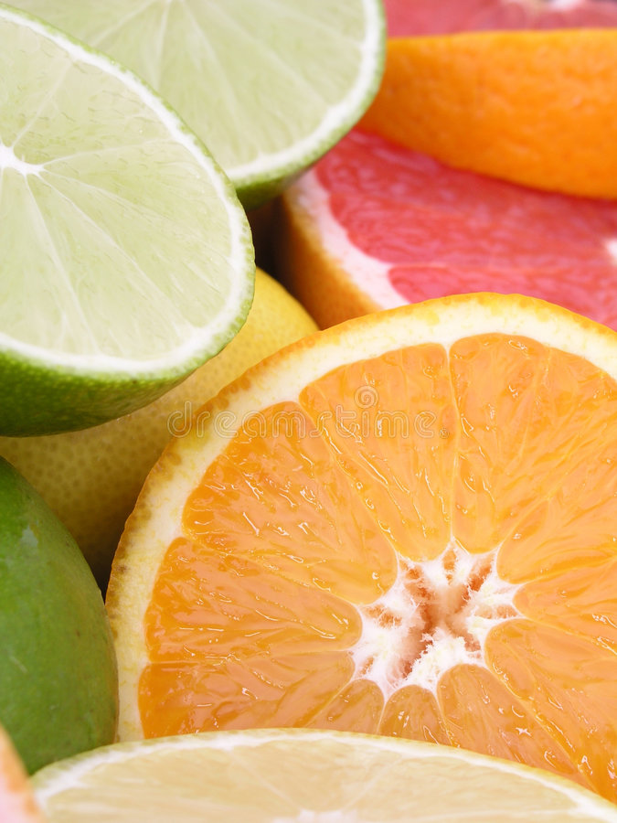 Free Citrus Fruits Royalty Free Stock Photo - 235925