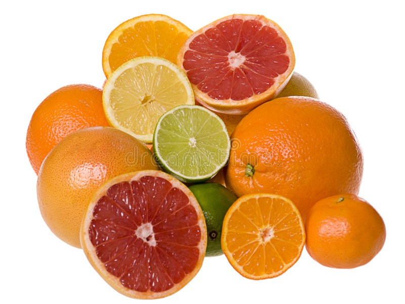 Download Citrus fruits stock photo. Image of background, breakfast - 4046950