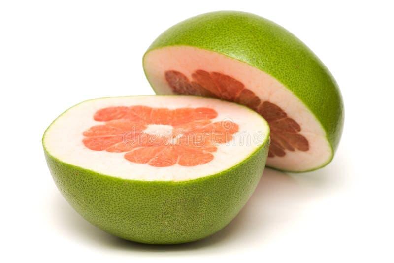 citrus grandispummelo royaltyfri foto