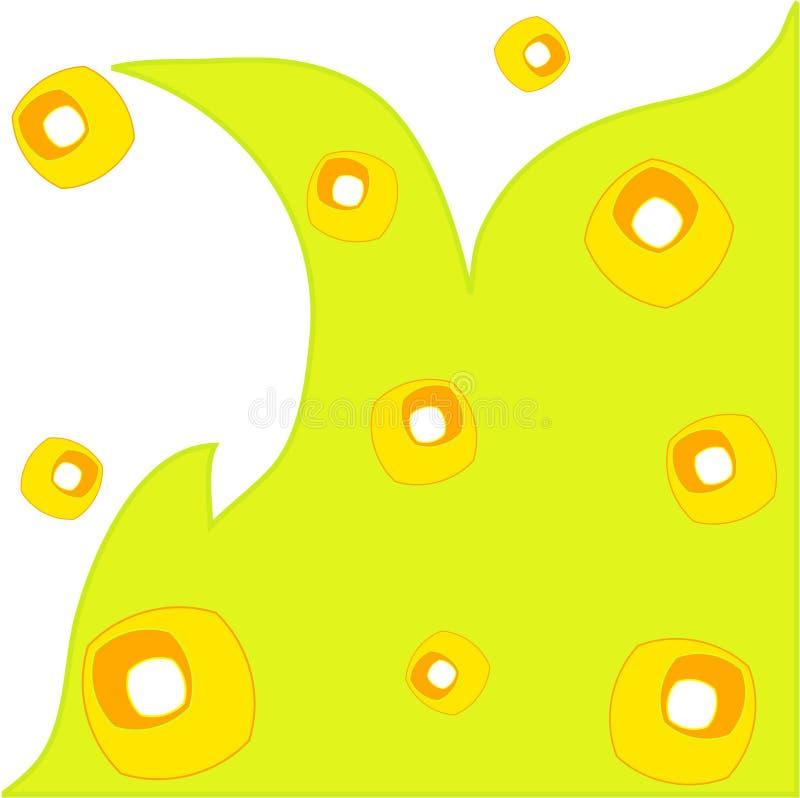 Citrus green royalty free stock image