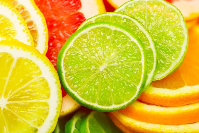 citrus klar text för bakgrund arkivbilder