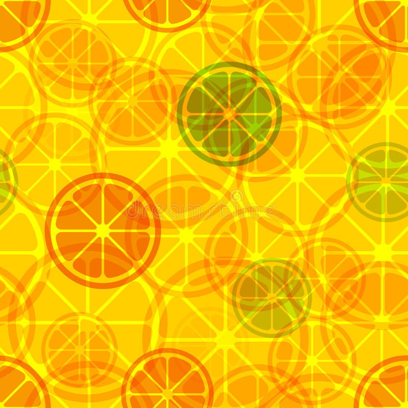 Download Citrus seamless pattern stock vector. Illustration of food - 28791938