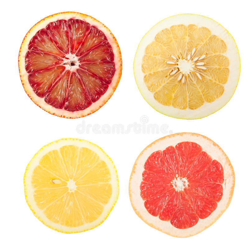 Free Citrus Slices Stock Photos - 20298023