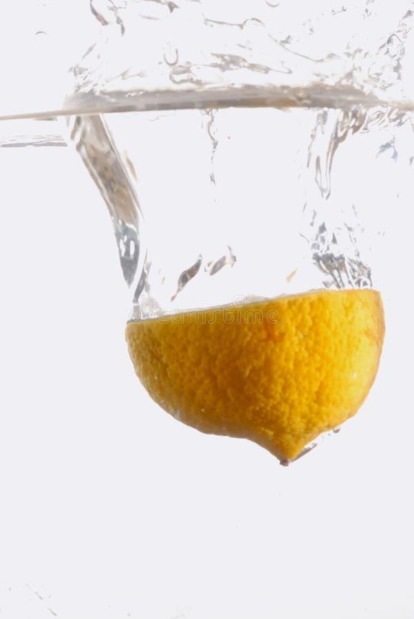 Citrus Splash Royalty Free Stock Image