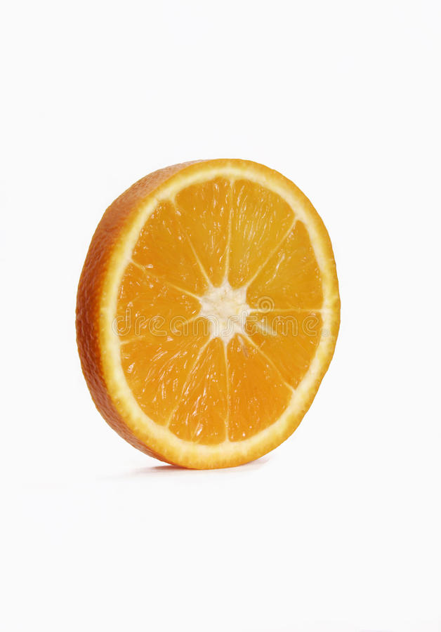 Citrus wheel. royalty free stock images