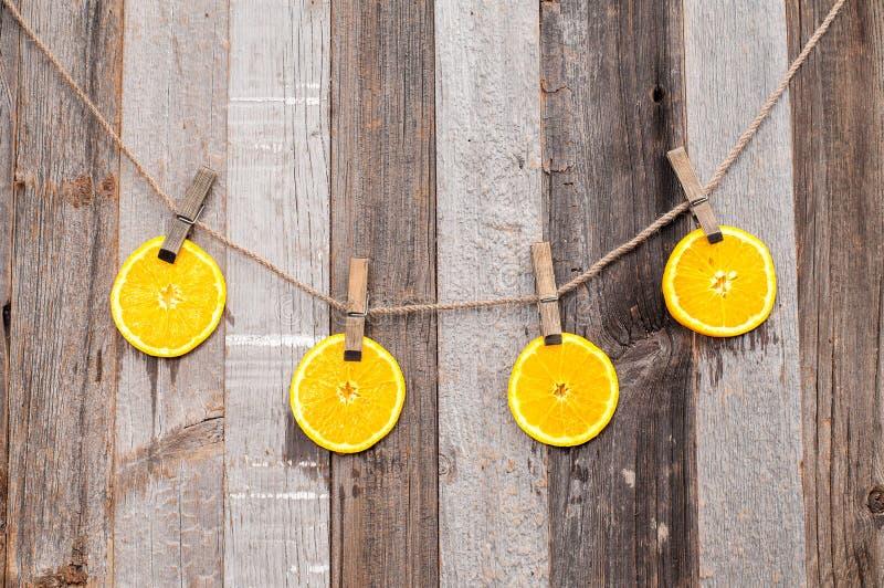 citrusa nya frukter Lappar apelsinen royaltyfri foto