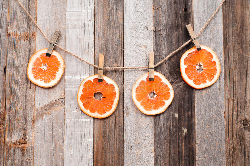 citrusa nya frukter Lappar grapefrukten arkivbilder