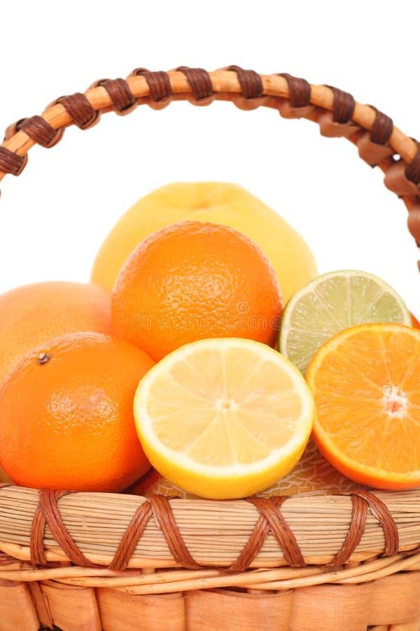 Download Citrusfrukter arkivfoto. Bild av drink, äta, citrus, läckert - 3528704