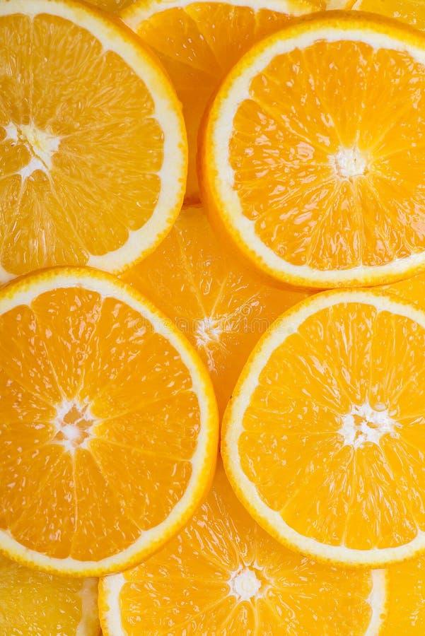 Citrusvruchtenplakken van boven Geassorteerde citrusvruchten direct worden bekeken die een verse achtergrond verstrekken die royalty-vrije stock foto