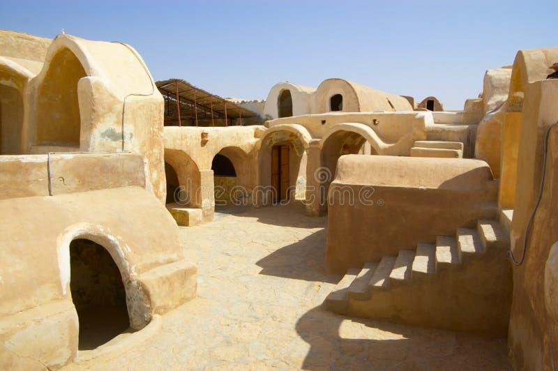 Città antica di Berber fotografia stock libera da diritti