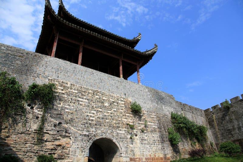 Download Città Antica Di Huizhou, L'Anhui, Porcellana Immagine Stock - Immagine di antique, vicolo: 55353581