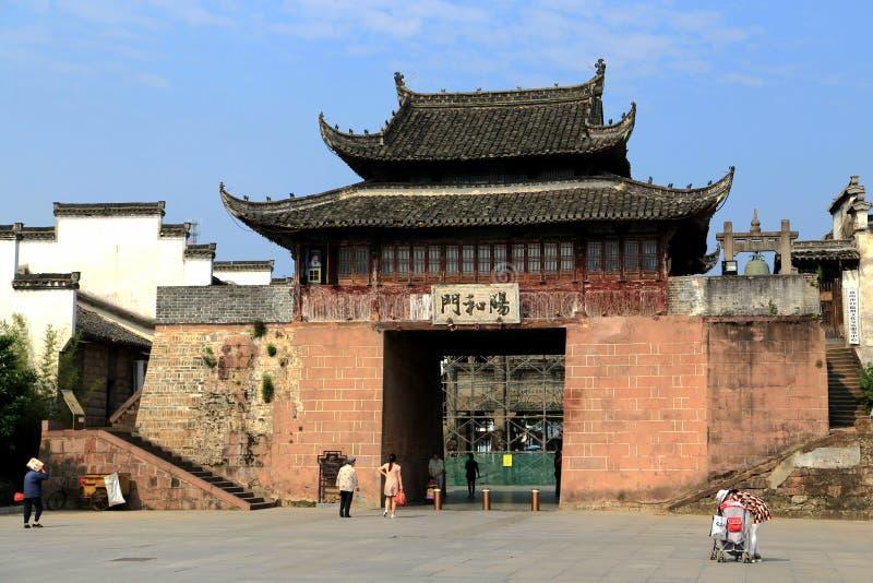 Download Città Antica Di Huizhou, L'Anhui, Porcellana Immagine Stock Editoriale - Immagine di icona, equilibrio: 55359769