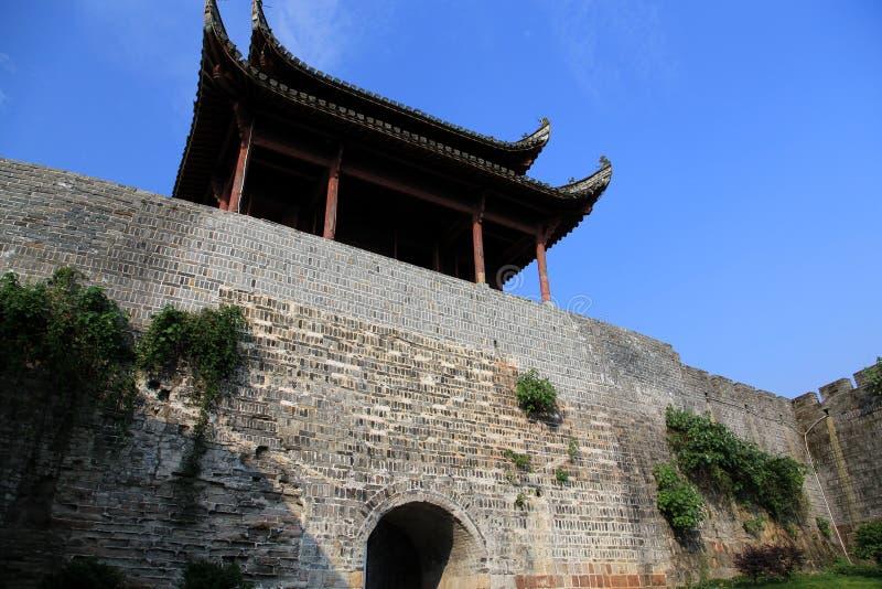 Download Città Antica Di Huizhou, L'Anhui, Porcellana Fotografia Stock - Immagine di classico, vicolo: 55361942