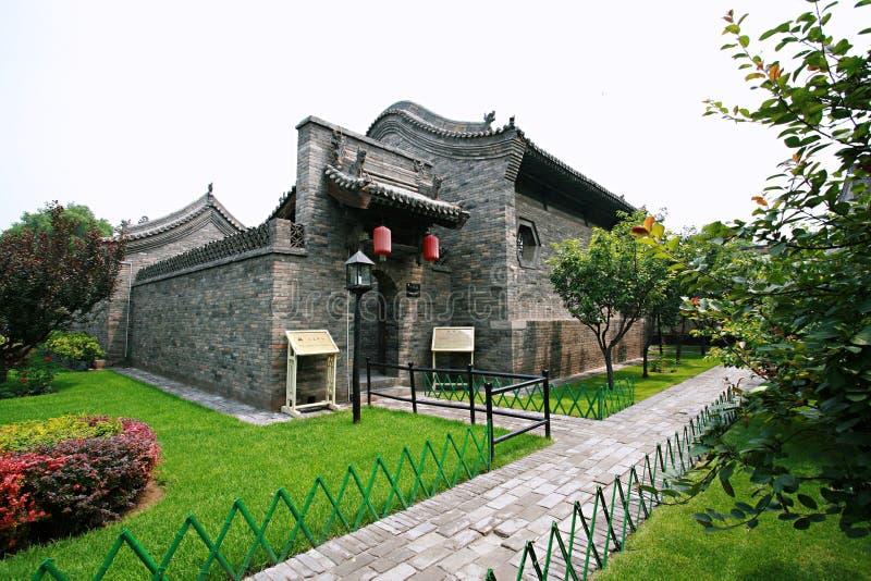 Città antica di Pingyao fotografie stock