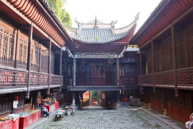 Città antica di Zhenyuan in Guizhou Cina immagine stock libera da diritti