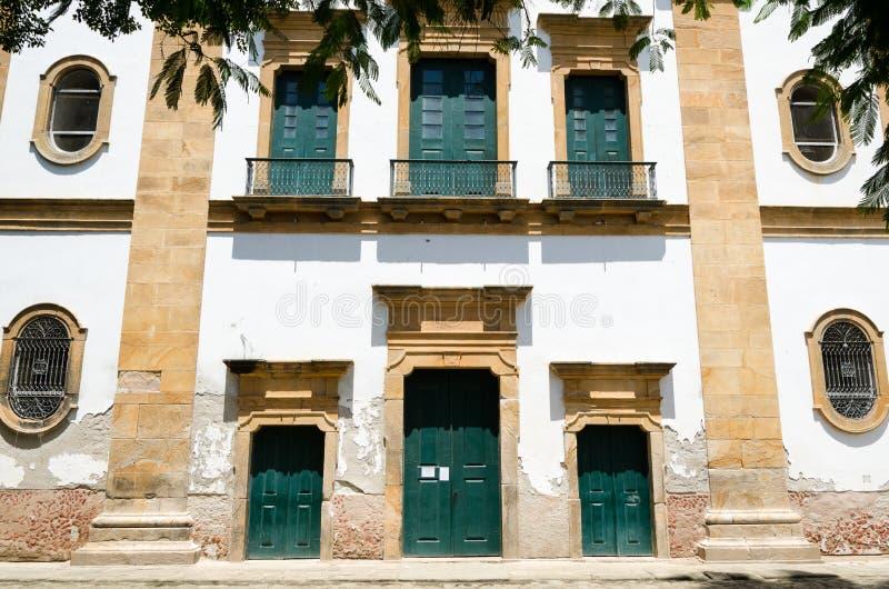 Città coloniali e storiche fotografie stock libere da diritti