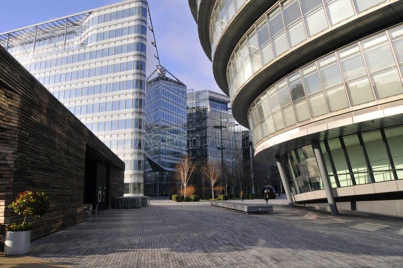 Città corridoio di Londra immagini stock libere da diritti