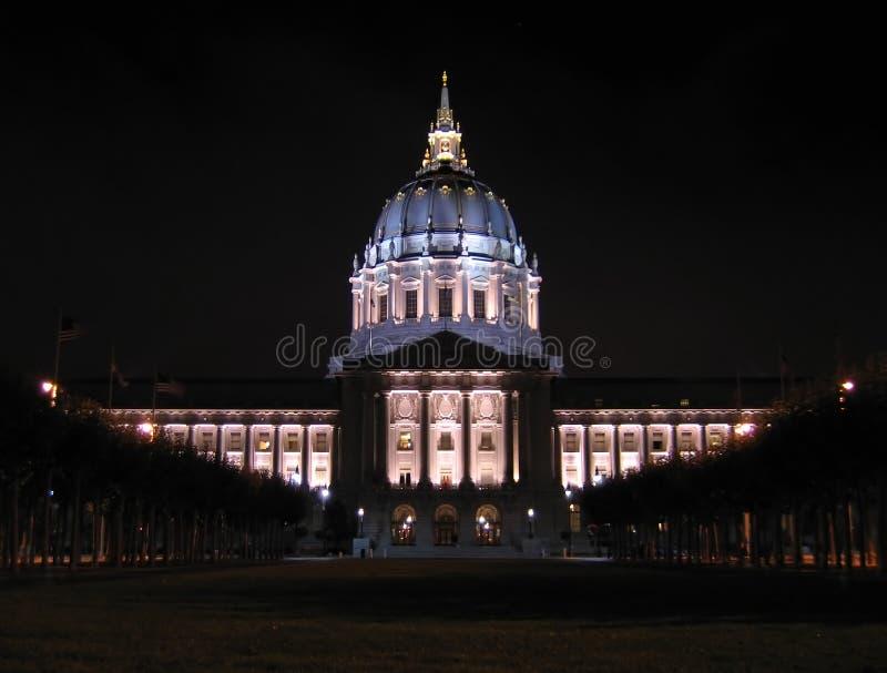 Città corridoio di San Francisco fotografia stock libera da diritti