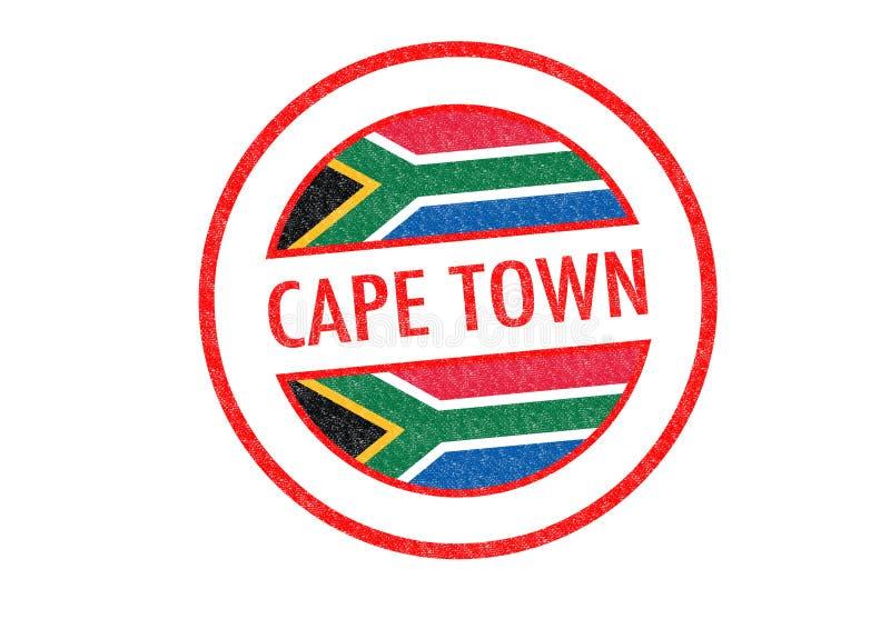 Città del Capo illustrazione vettoriale