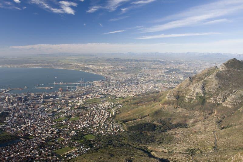 Città del Capo, Sudafrica fotografie stock