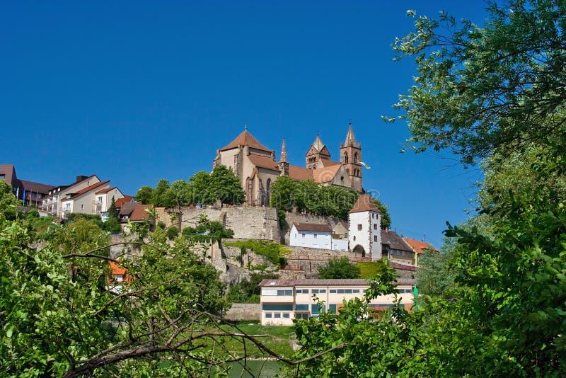 Città del castello fotografia stock