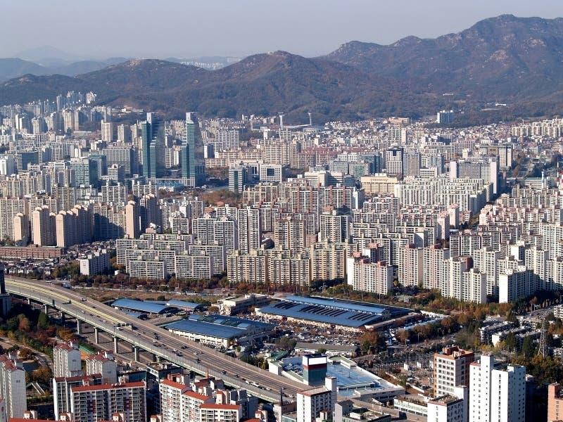Download Città del centro fotografia stock. Immagine di cityscape - 3881414