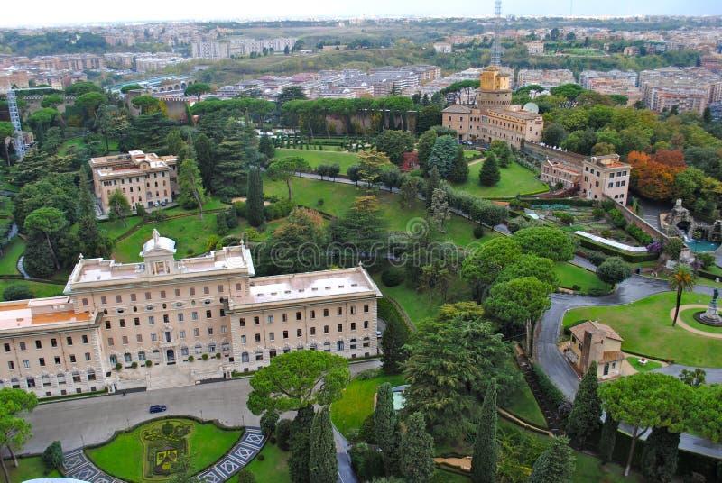 Città del Vaticano fotografie stock