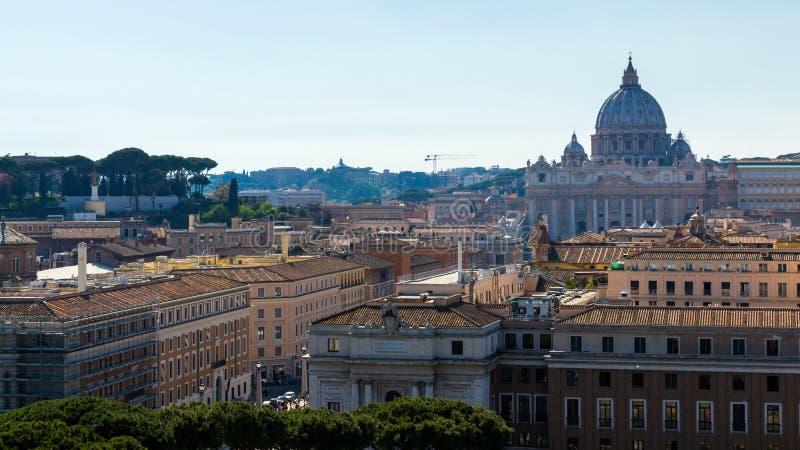 14e084888f Città del Vaticano Basilica del `s della st Peter Vista panoramica di Roma  e della