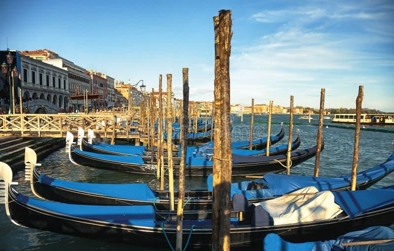 Città dell'acqua, Venezia immagine stock libera da diritti