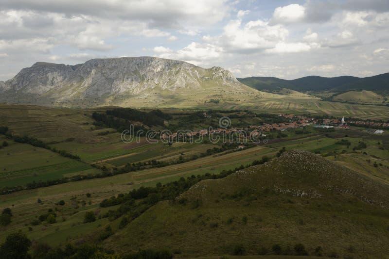 Città dell'erba fotografia stock