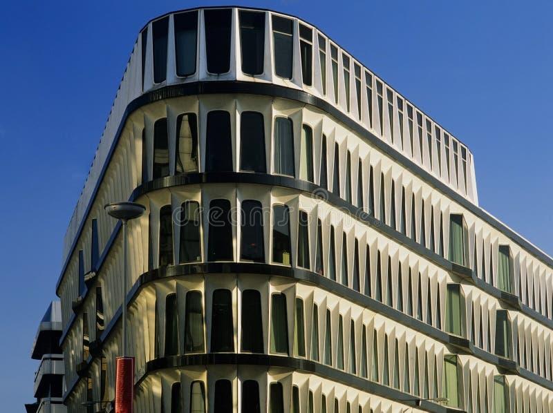 Città della Banca di Londra fotografia stock