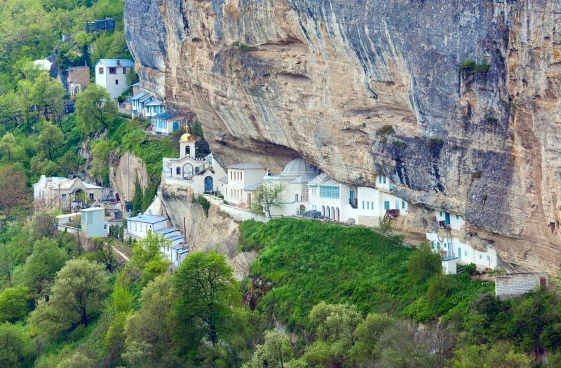 Città di Bakhchisaraj (Crimea, Ucraina) immagine stock