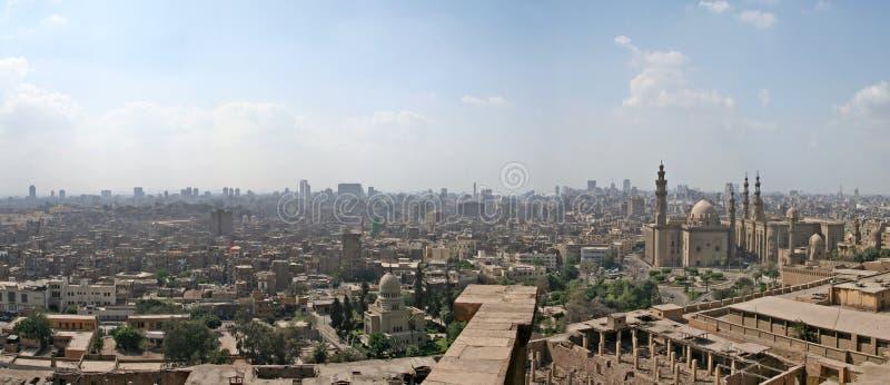 Città di Cairo fotografia stock