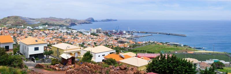 Città di Canical, isola del Madera - Portogallo immagine stock libera da diritti